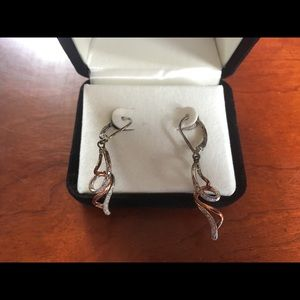 Kay Jewelers Sterling Silver Earrings